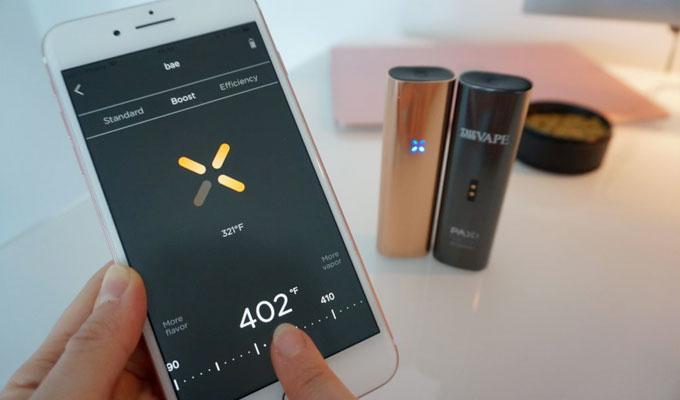 Pax 3 App Review