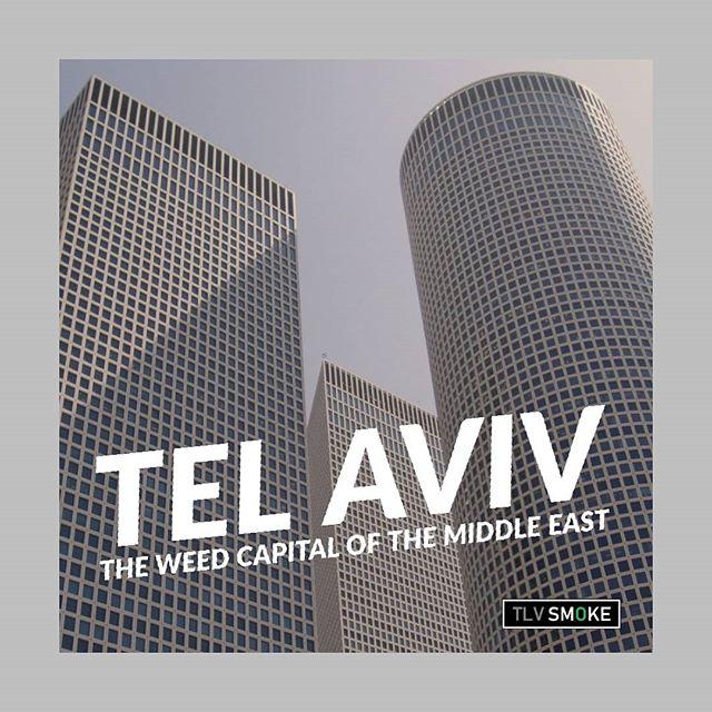 Weed in Tel Aviv