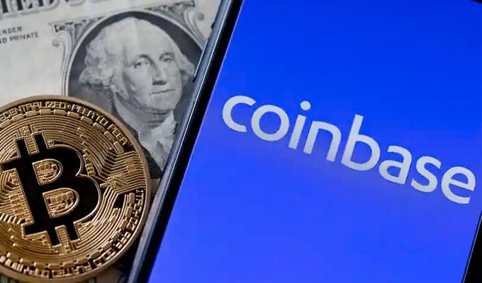 coinbase and btc